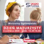 Dzień Maturzysty  – Kampania MNiSW i Perspektyw Studia 2020